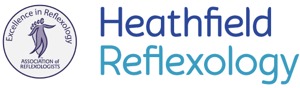 Heathfield Reflexology - Member of Association of Reflexologists